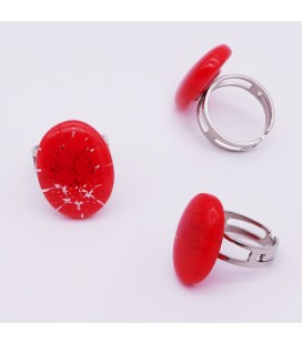 Bague-murano-murrine-ovale-rouge-milodina