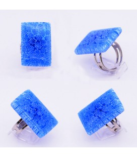 Bague-murano-murrine-rectangle-bleue-milodina